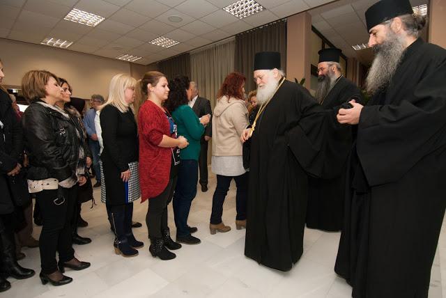 Δήμαρχος Κατερίνης Σάββας Χιονίδης- «Σας θεωρούμε δικούς μας ανθρώπους - Για πρώτη φορά δίδουμε το κλειδί της πόλης»05