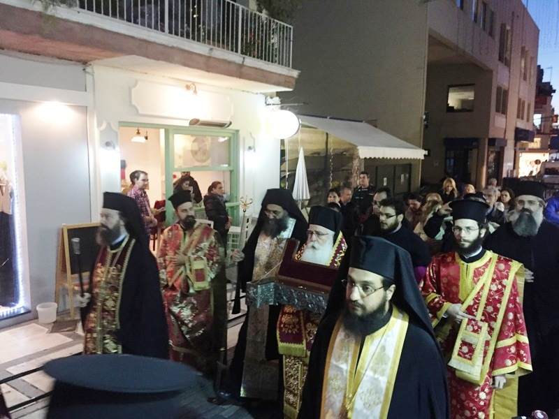 Μεγίστη ευλογία για την πόλη του Βόλου η έλευση του Ιερού Λειψάνου του Αγίου Χαραλάμπους04