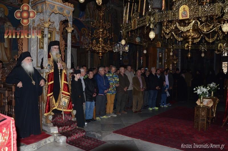 Φωτογραφίες και βίντεο από τη σημερινή πανήγυρη στην Ιερά Μονή Ξενοφώντος Αγίου Όρους06