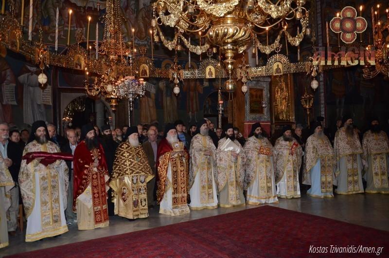 Φωτογραφίες και βίντεο από τη σημερινή πανήγυρη στην Ιερά Μονή Ξενοφώντος Αγίου Όρους12