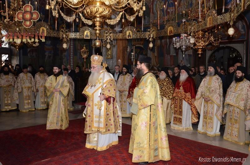 Φωτογραφίες και βίντεο από τη σημερινή πανήγυρη στην Ιερά Μονή Ξενοφώντος Αγίου Όρους13