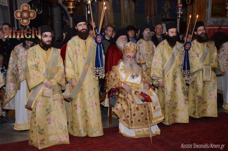 Φωτογραφίες και βίντεο από τη σημερινή πανήγυρη στην Ιερά Μονή Ξενοφώντος Αγίου Όρους15