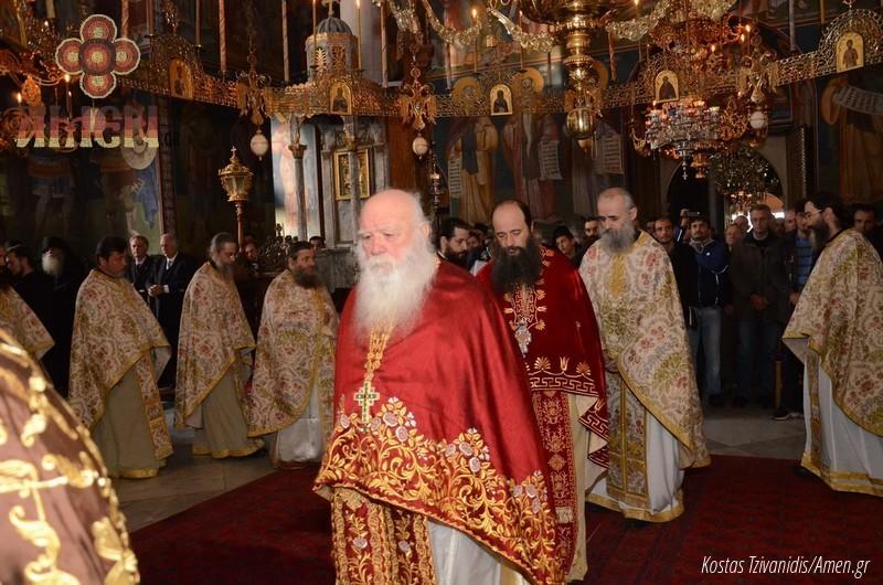 Φωτογραφίες και βίντεο από τη σημερινή πανήγυρη στην Ιερά Μονή Ξενοφώντος Αγίου Όρους17