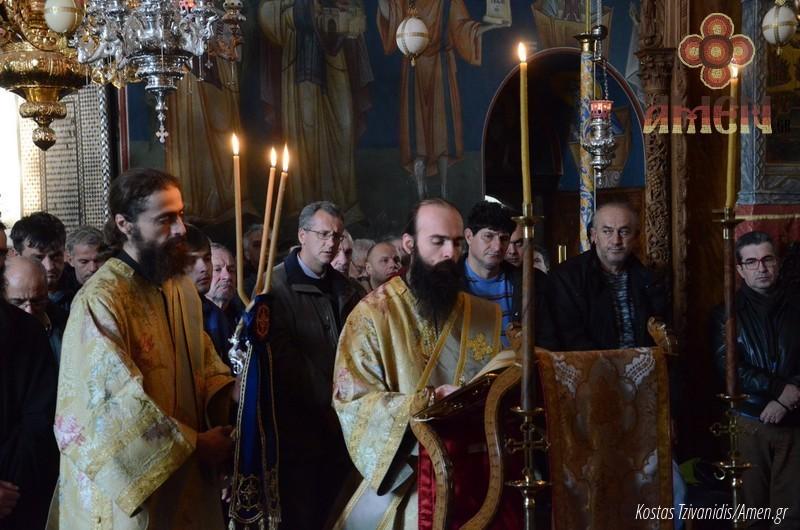 Φωτογραφίες και βίντεο από τη σημερινή πανήγυρη στην Ιερά Μονή Ξενοφώντος Αγίου Όρους20