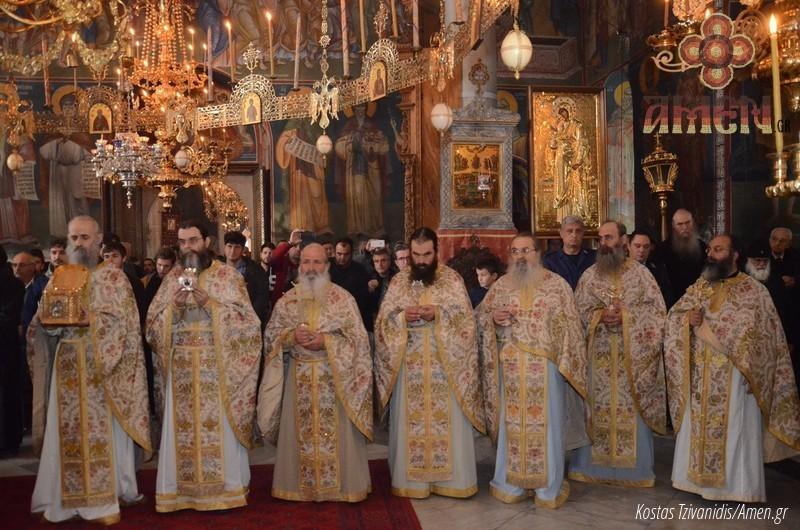 Φωτογραφίες και βίντεο από τη σημερινή πανήγυρη στην Ιερά Μονή Ξενοφώντος Αγίου Όρους24