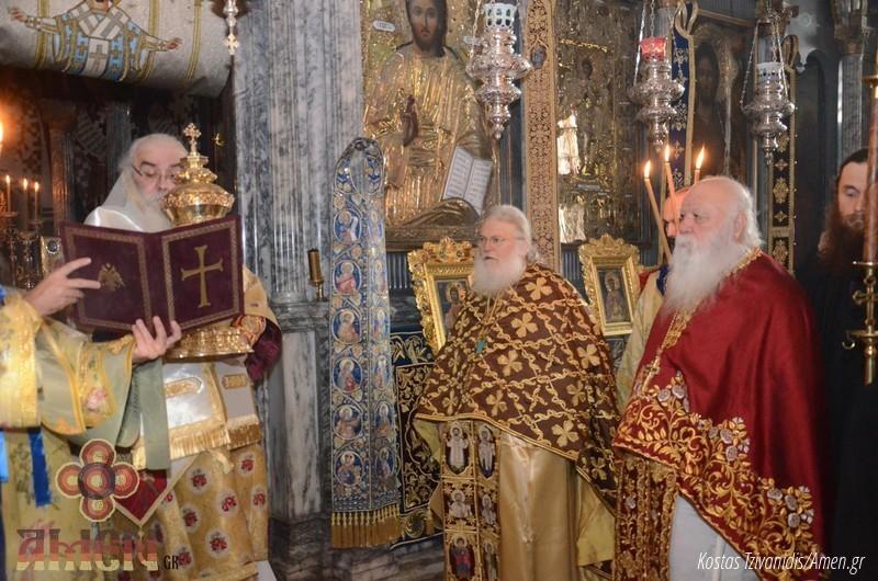 Φωτογραφίες και βίντεο από τη σημερινή πανήγυρη στην Ιερά Μονή Ξενοφώντος Αγίου Όρους25