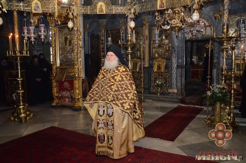 Φωτογραφίες και βίντεο από τη σημερινή πανήγυρη στην Ιερά Μονή Ξενοφώντος Αγίου Όρους26