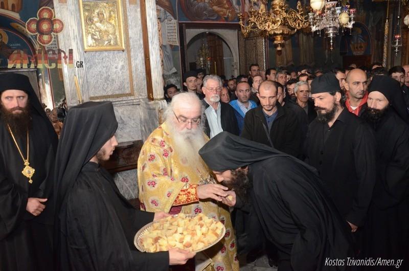 Φωτογραφίες και βίντεο από τη σημερινή πανήγυρη στην Ιερά Μονή Ξενοφώντος Αγίου Όρους27