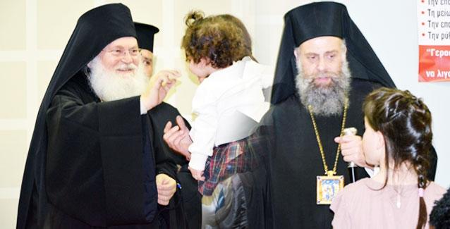 Στήριγμα για τους πολύτεκνους η Ιερά Μονή Βατοπαιδίου01
