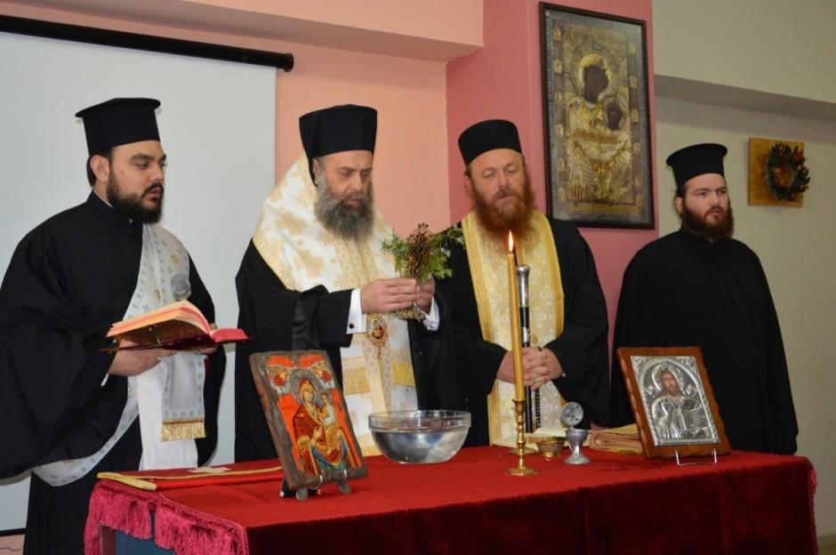 Στήριγμα για τους πολύτεκνους η Ιερά Μονή Βατοπαιδίου13