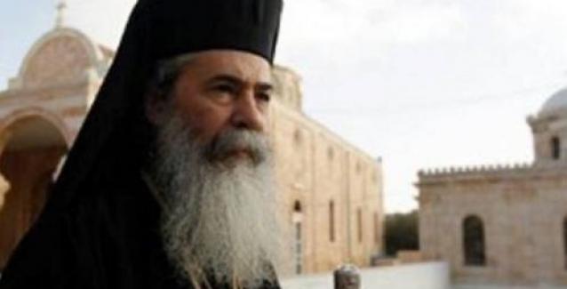 Πατρ. Ιεροσολύμων για Πάσχα- H εκκλησία συμπαρίσταται εμπράκτως εις τους πρόσφυγας & εις τα θύματα τρομοκρατιών