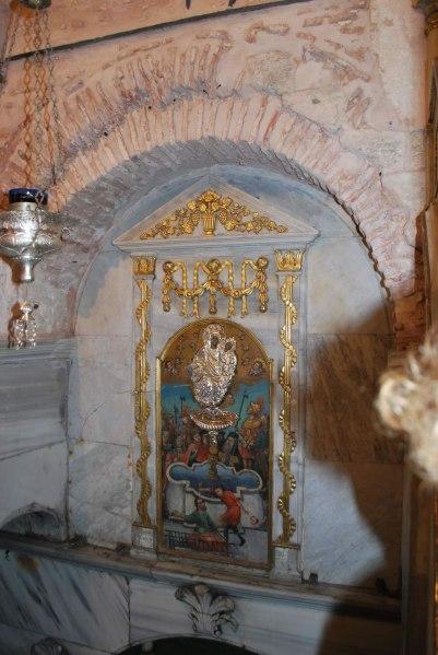 Η Ζωοδόχος Πηγή, στο Μπαλουκλί της Κωνσταντινούπολης (το ιστορικό του αγιάσματος)