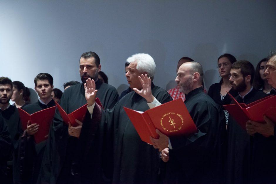 Συγκινητική εκδήλωση για τον Μητροπολίτη Χαλεπίου Παύλο στο Πολεμικό Μουσείο10