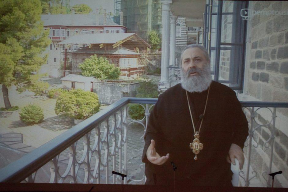 Συγκινητική εκδήλωση για τον Μητροπολίτη Χαλεπίου Παύλο στο Πολεμικό Μουσείο12