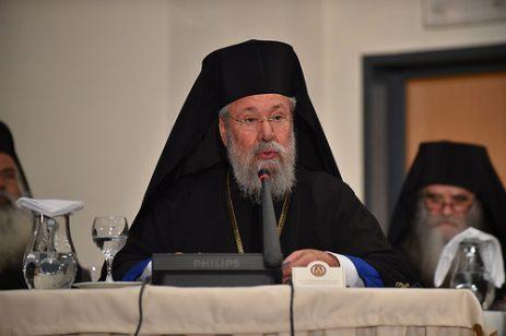 Μήνυμα της Αγίας καί Μεγάλης Συνόδου προς τους πληγέντες αδελφούς από την λαίλαπα της πυρκαγιάς στην Κύπρο