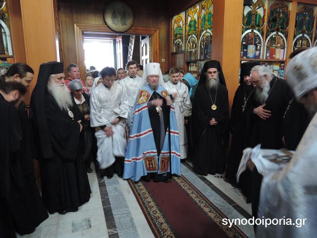 Ξεκίνησαν οι εορταστικές εκδηλώσεις για τον Άγιο Λουκά τον ιατρό στην Συμφερούπολη της Κριμαίας02