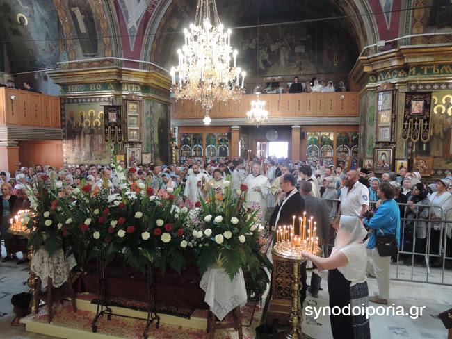 Ξεκίνησαν οι εορταστικές εκδηλώσεις για τον Άγιο Λουκά τον ιατρό στην Συμφερούπολη της Κριμαίας03