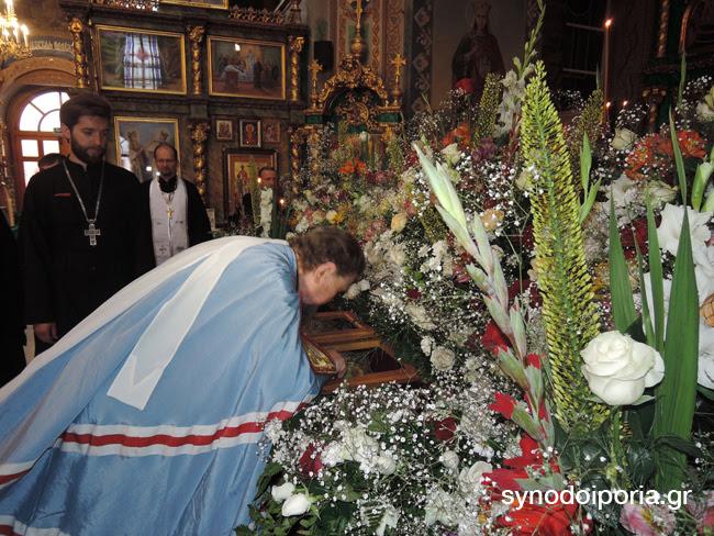 Ξεκίνησαν οι εορταστικές εκδηλώσεις για τον Άγιο Λουκά τον ιατρό στην Συμφερούπολη της Κριμαίας04