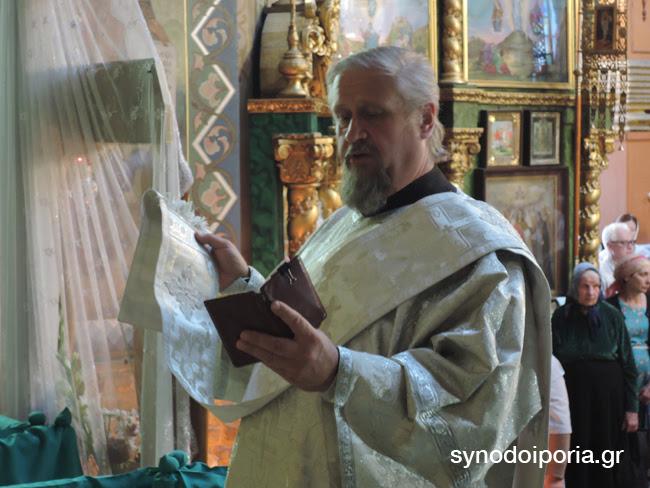 Ξεκίνησαν οι εορταστικές εκδηλώσεις για τον Άγιο Λουκά τον ιατρό στην Συμφερούπολη της Κριμαίας05