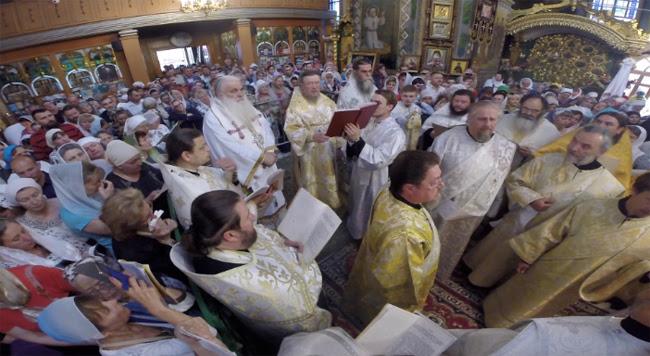 Ξεκίνησαν οι εορταστικές εκδηλώσεις για τον Άγιο Λουκά τον ιατρό στην Συμφερούπολη της Κριμαίας06