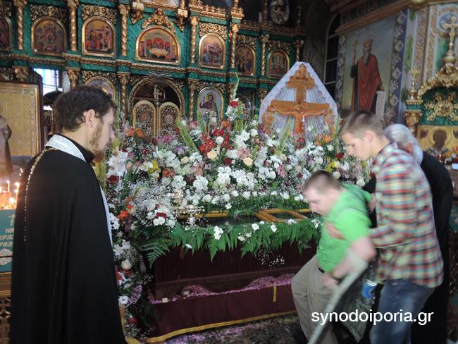 Ξεκίνησαν οι εορταστικές εκδηλώσεις για τον Άγιο Λουκά τον ιατρό στην Συμφερούπολη της Κριμαίας09