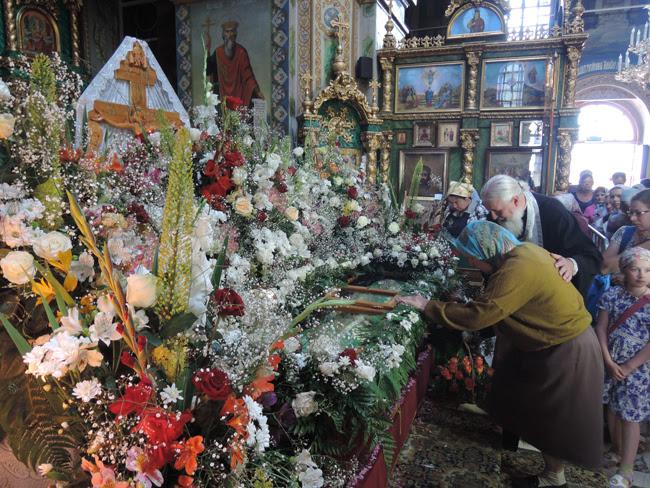 Ξεκίνησαν οι εορταστικές εκδηλώσεις για τον Άγιο Λουκά τον ιατρό στην Συμφερούπολη της Κριμαίας10