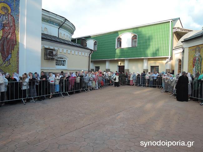 Ξεκίνησαν οι εορταστικές εκδηλώσεις για τον Άγιο Λουκά τον ιατρό στην Συμφερούπολη της Κριμαίας12