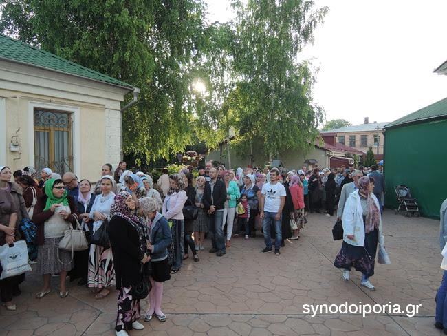 Ξεκίνησαν οι εορταστικές εκδηλώσεις για τον Άγιο Λουκά τον ιατρό στην Συμφερούπολη της Κριμαίας14