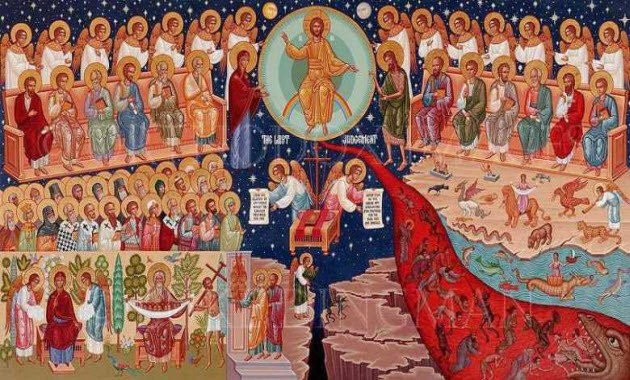 Στάσου εδώ να γνωρίσης τα τεράστια της Δευτέρας Παρουσίας του Κυρίου
