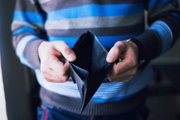 Το άδειο πορτοφόλι κοστίζει... ακριβά στο προσδόκιμο ζωής μειώνοντάς το κατά 2 και πλέον έτη