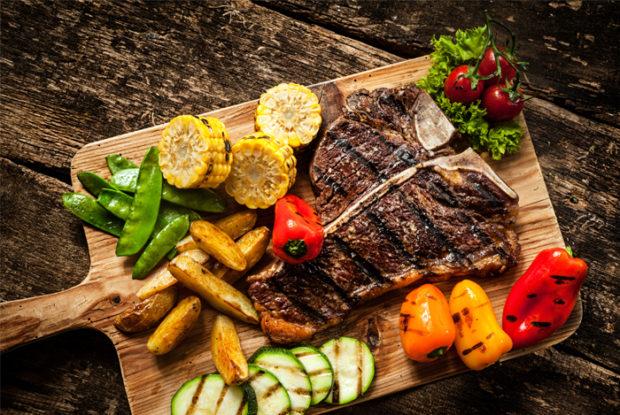 steak-and-veggie