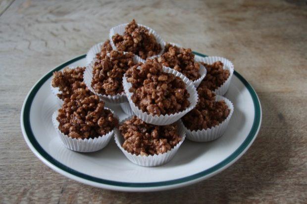 Νηστίσιμα-σοκολατάκια-δημητριακών