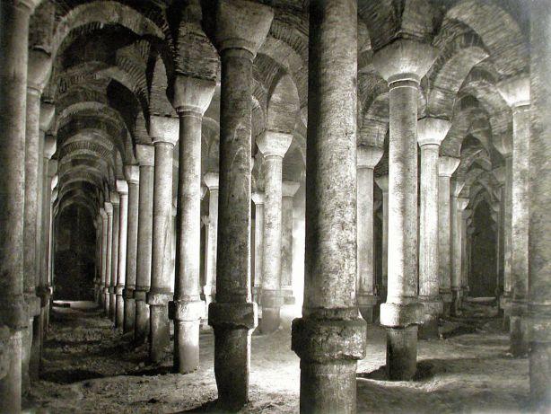 Βυζαντινό Υδραγωγείο, Κωνσταντινούπολη (Από τη Βιβλιοθήκη ΑΠΘ)