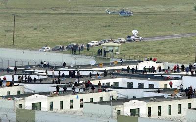 Νέα μεγάλη ανθρωπιστική αποστολή του «Εσταυρωμένου» στις φυλακές Μαλανδρίνου