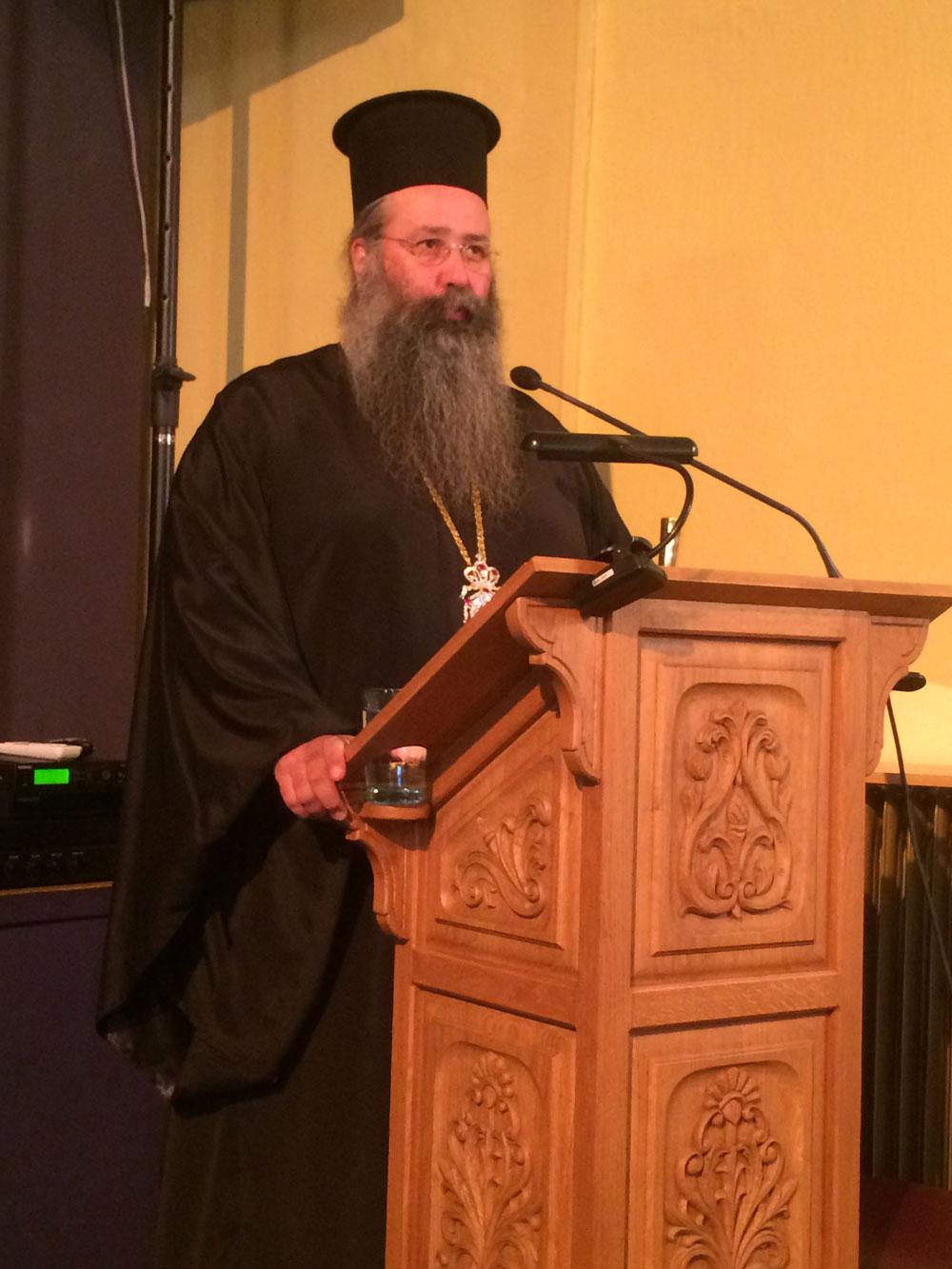 Ξεκίνησαν στην Κατερίνη οι εκδηλώσεις προς τιμή του αγίου Νέου ιερομάρτυρος Μελετίου Επισκόπου Κίτρους