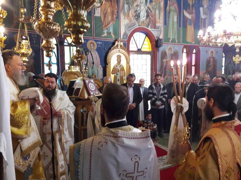 Πανήγυρις Εκκλησιαστικού Γηροκομείου «Όσιος Ιωάννης ο Ρώσσος» της Ι. Μητροπόλεως Χαλκίδος