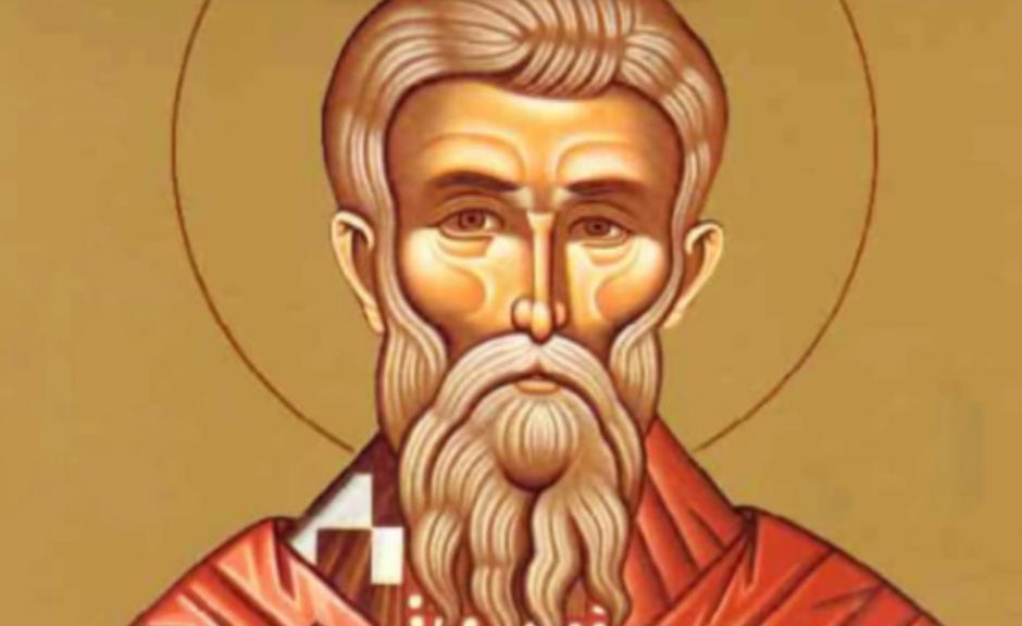 Άγιος Ευτυχής Επίσκοπος Μελιτηνής | Διακόνημα